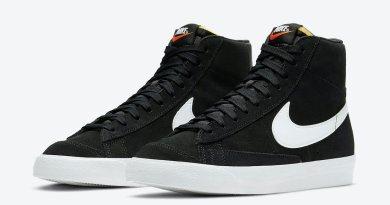 Tenisky Nike Blazer Mid '77 Suede Black CI1172-005