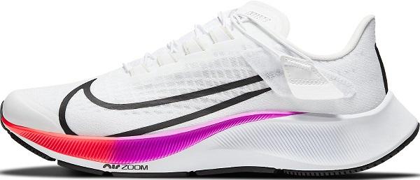 Dámská běžecká obuv Nike Air Zoom Pegasus 37 FlyEase bílé