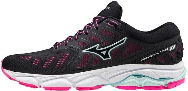 Běžecké dámské boty Mizuno Wave Ultima 11 J1GD190910 černé