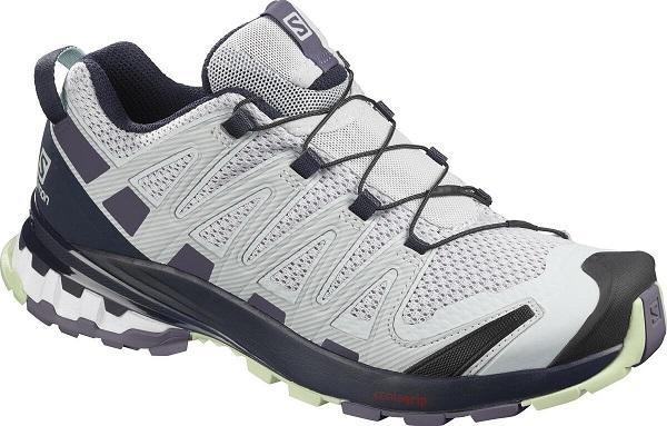 Trailová dámská obuv Salomon XA PRO 3D v8 L40987000 bílé