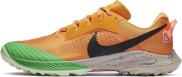 Trailová pánská obuv Nike Air Zoom Terra Kiger 6 CJ0219-800 oranžové