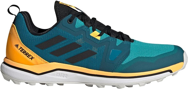 Trailová pánská obuv adidas TERREX Agravic FV2414 zelené