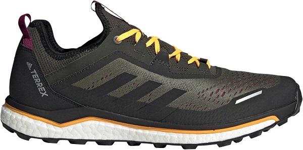 Trailová pánská obuv adidas Terrex Agravic Flow FV2411 zelené
