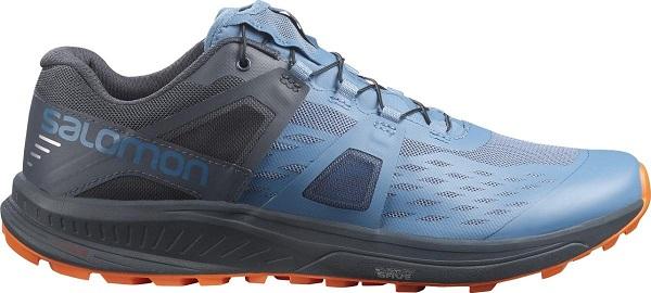 Trailová pánská obuv Salomon Ultra Pro L41233400 modré