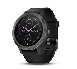 Malé sportovní hodinky Garmin vívoActive 3 Optic