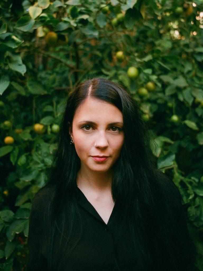 Mireia Domènech portrait