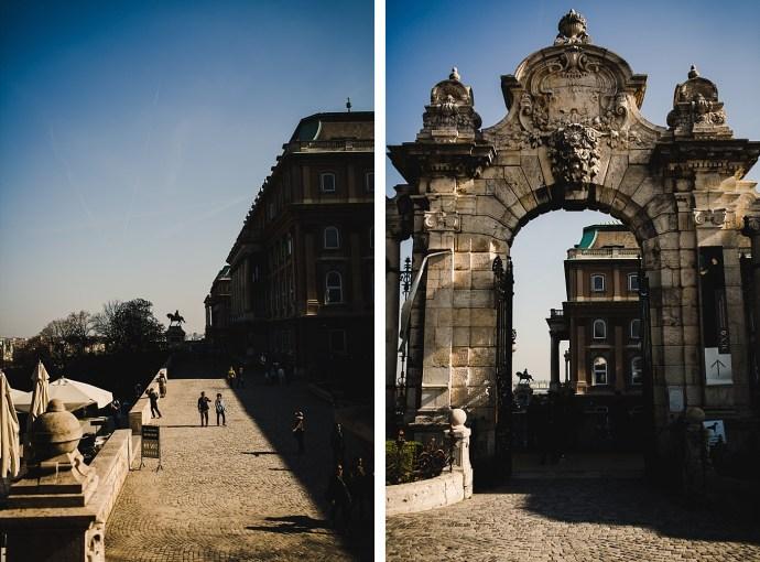 image shows budapest buda castle hill mirela bauer photo