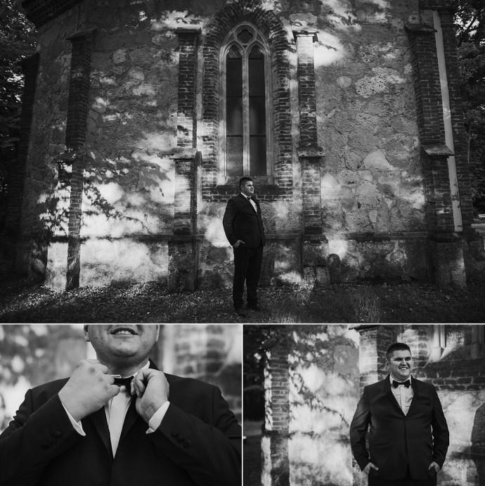 mirela bauer photography touch of love novi dvori wedding session groom