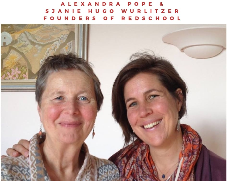 Alexandra Pope and Sjanie Hugo Wurlitzer