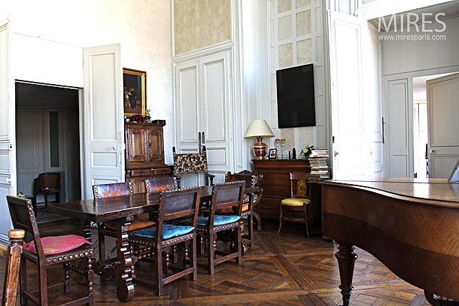 Salle Manger Et Meubles Anciens C0108 Mires Paris