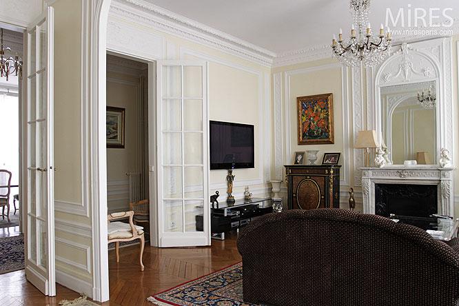 Sjour Haussmannien Classique C0126 Mires Paris