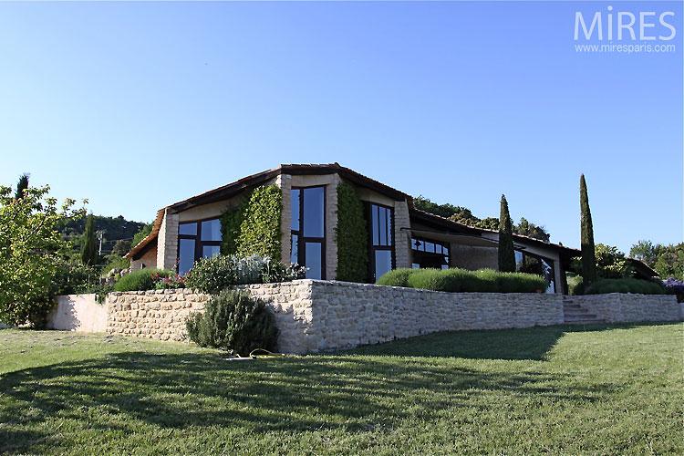 maison moderne provencale c0371