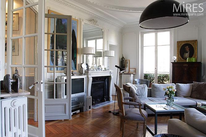 Sjour Haussmannien C0240 Mires Paris