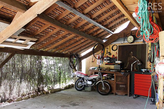 Garage Et Atelier C0133 Mires Paris