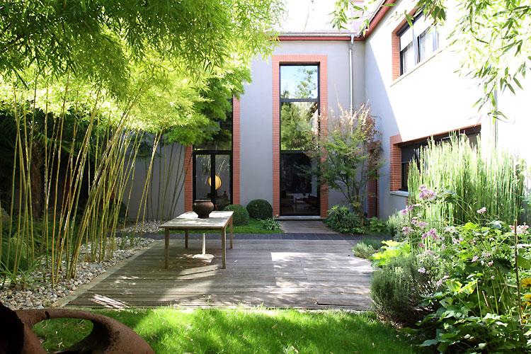 Terrasse Et Bambou C0402 Mires Paris