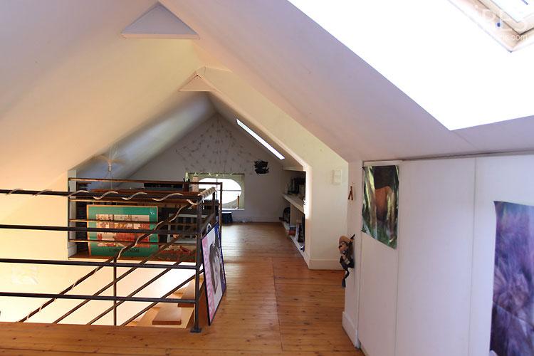 Chambre Sous Combles C0436 Mires Paris