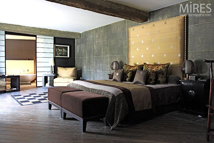 Grande Chambre Dco C0535 Mires Paris