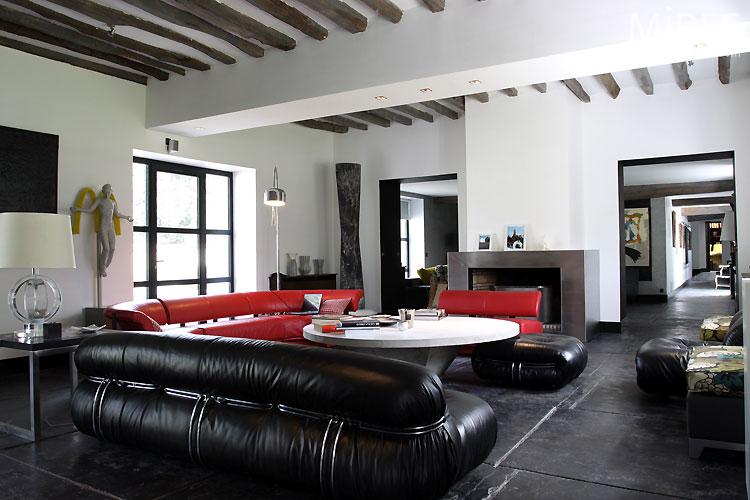 Grand Salon Moderne C0535 Mires Paris