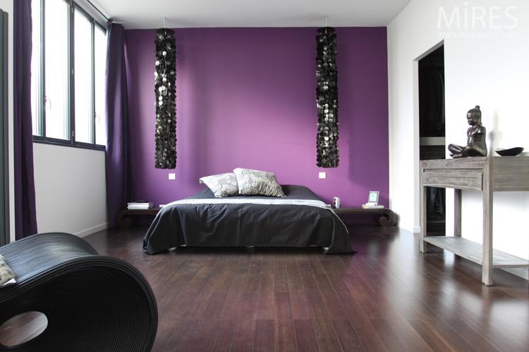 Chambre Violette Et Grise Free Chambre Mauve Et Gris With