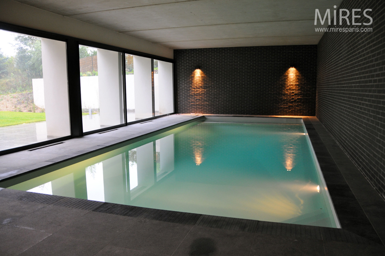 Piscine Intrieure Mires Paris