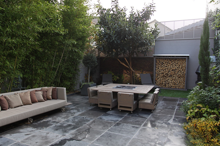 Terrasse Salon De Style Flamand C0649 Mires Paris