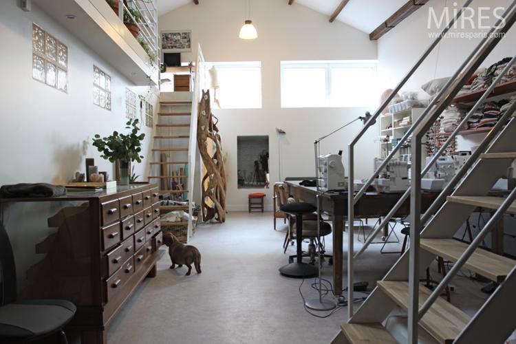 Atelier Dco Vintage 5060 C0682 Mires Paris