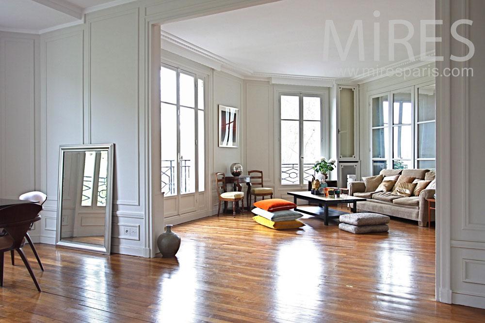 Salon Chic Et Cosy C0864 Mires Paris