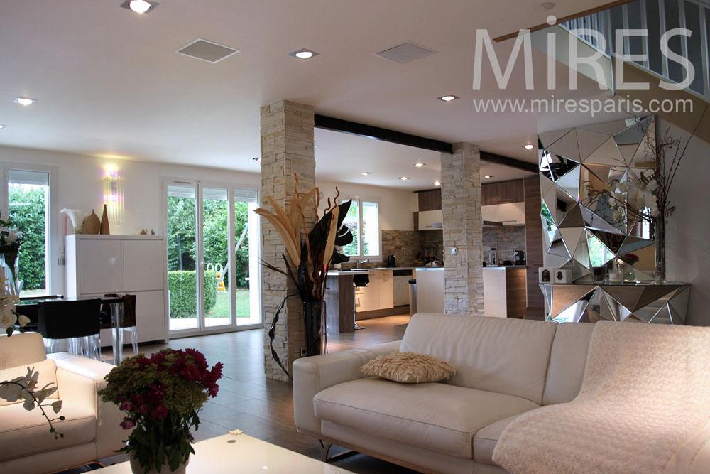 Maison 224 L Am 233 Ricaine C0911 Mires Paris