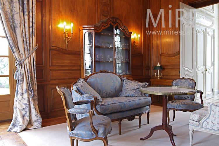 Grand Salon Moderne Et Classique C0998 Mires Paris