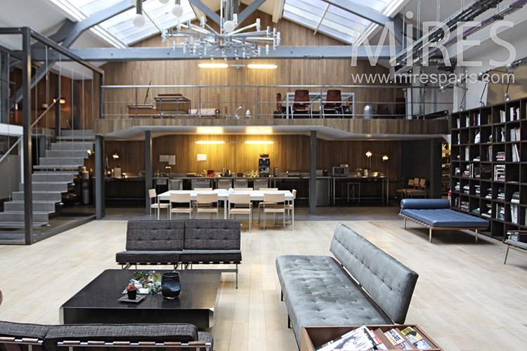 Le Trs Grand Loft C1277 Mires Paris