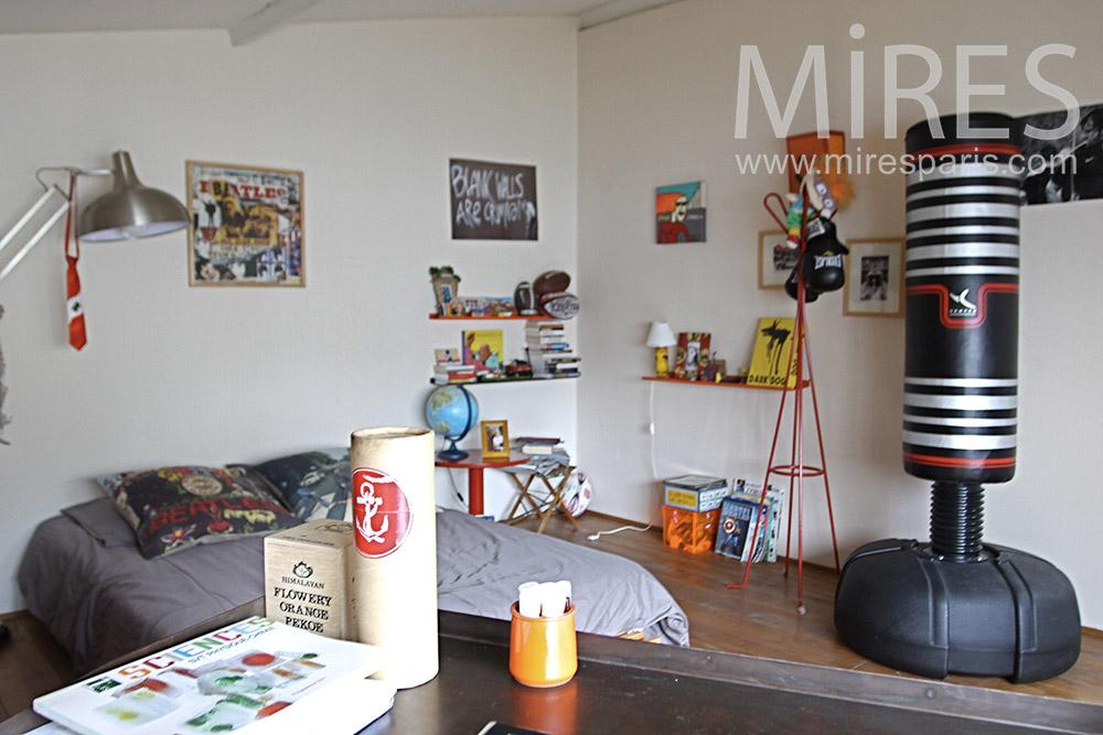Chambre Dadolescent C0113 Mires Paris