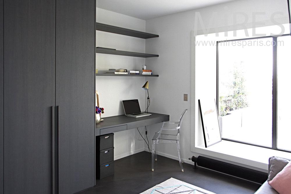 Bureau Chambre Dappoint C1327 Mires Paris