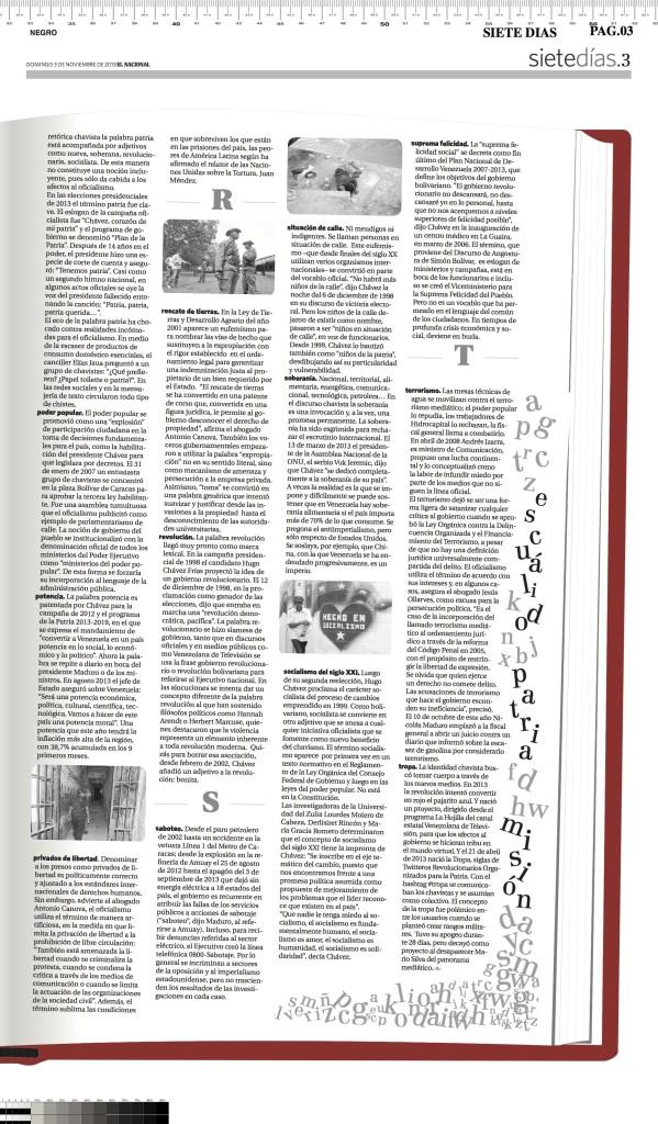 diccionario del chavismo 3