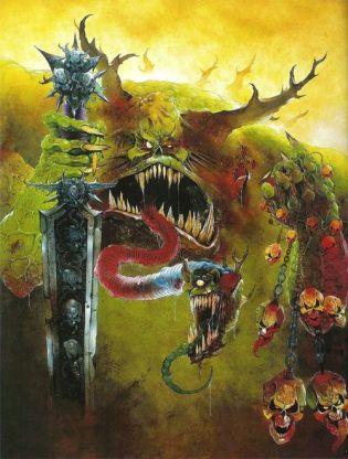 Мир WarHammer Fantasy 18