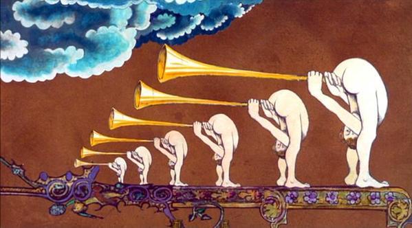 Терри Гиллиам и смысл его странных фильмов 9