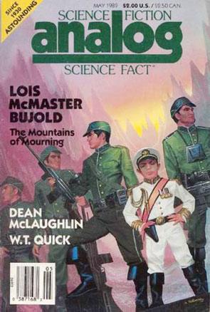 Лоис Буджолд: Творец идеального героя 21