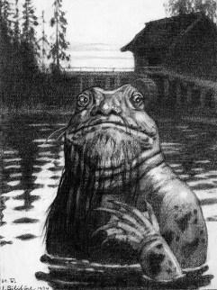 Бестиарий. Существа славянской мифологии 7