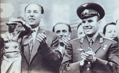 Юрий Гагарин, гражданинЗемли 5