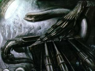 Гигер и сотворение «Чужого» 11