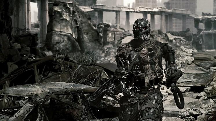 Как снимался «Терминатор2: Судный день» 11