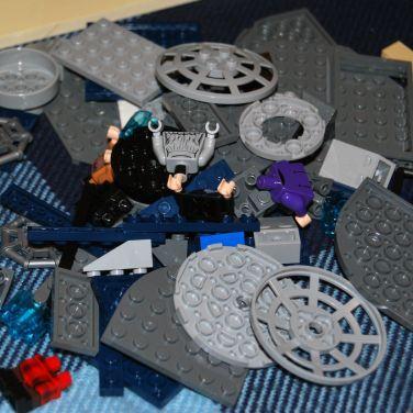 Доктор в деталях. Обзор набора LEGO® Doctor Who 1