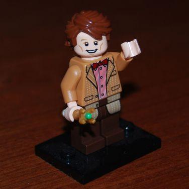 Доктор в деталях. Обзор набора LEGO® Doctor Who 16