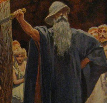 Мифология, вдохновившая Толкина 11