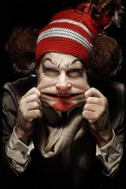 Страшные клоуны Эоло Перфидо