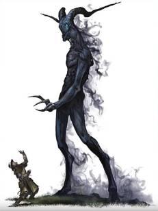 Арт: демоны, монстры и могущественный волшебник в новой книге Dungeons & Dragons 17