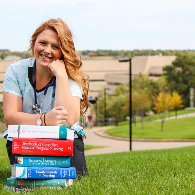 Nursing Grad Photos Uleth