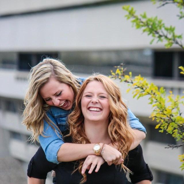 Friendship Photoshoot Lethbridge