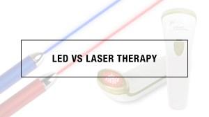 Laser vs. LED