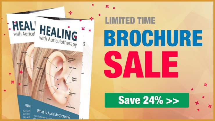 acupuncture brochure sale for patient education