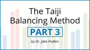 The Taiji Balancing Method